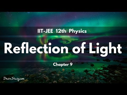 Ray Optics Part 1 for IIT JEE Physics | CBSE Class 12 XII | Video Lecture in Hindi