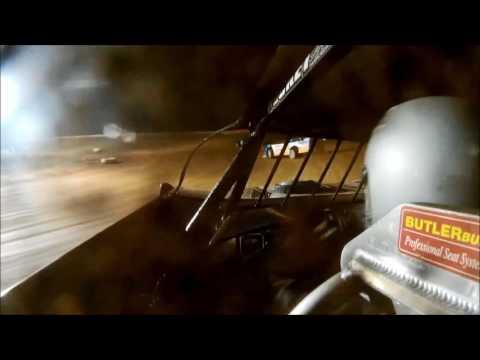 Michael Davis GoPro, Midway Speedway Feature 8-5-2016