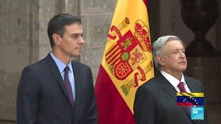 La solución a la crisis de Venezuela separa a México y España
