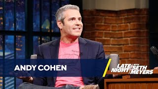 Andy Cohen Would Have Run Jeff Sessions' Senate Hearing Like a Real Housewives Reunion