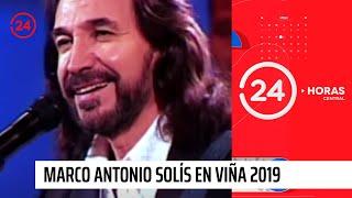 Marco Antonio Solís en Viña 2019: Una historia de devoción con el público chileno