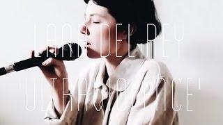 Lana Del Rey - Ultraviolence cover