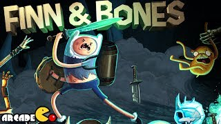 Finn & Bones Adventure Gameplay - Cartoon Games for Kids