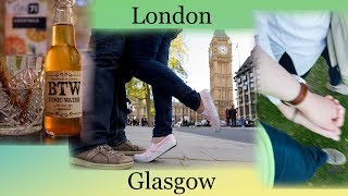 Glasgow, London, and adventure