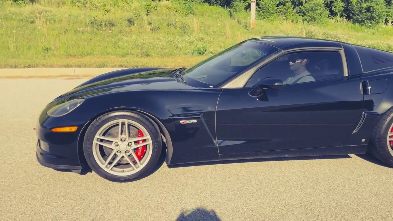 VIDEO] This is What a C6 Corvette Z06 Sounds Like with a