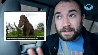 Scientists Trying to Clone The Woolly Mammoth? | Wheezy Waiter