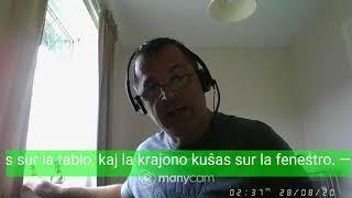 Fundamento De Esperanto Ekzerco 6