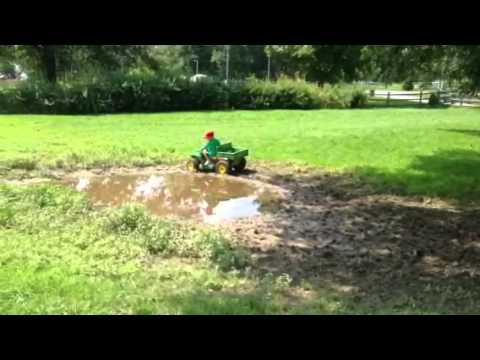 Mini Mud Digger