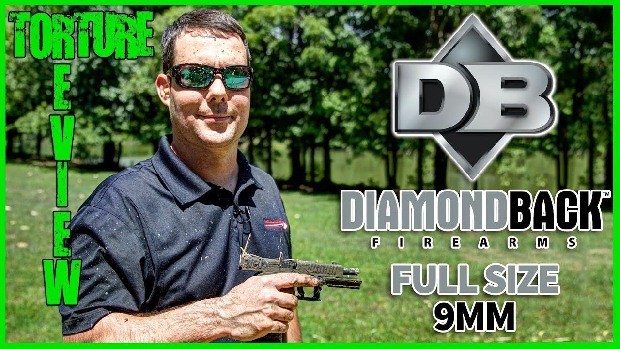 Diamondback Full Size 9mm - YouTube