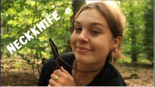 Bushcraft Esssentials - The Ultimate Neck Knife
