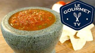 Restaurant Style Salsa Recipe - Legourmettv