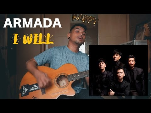 Armada | I Will Akustik Cover By Ijal Bulb