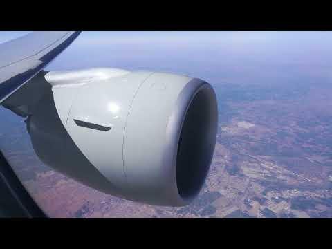 QATAR AIRWAYS 777-300ER flying over Iraq