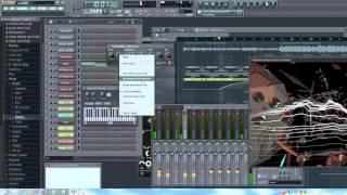 tutorial membuat musik EDM atau DJ - FL Studio Bahasa Indonesia + flp