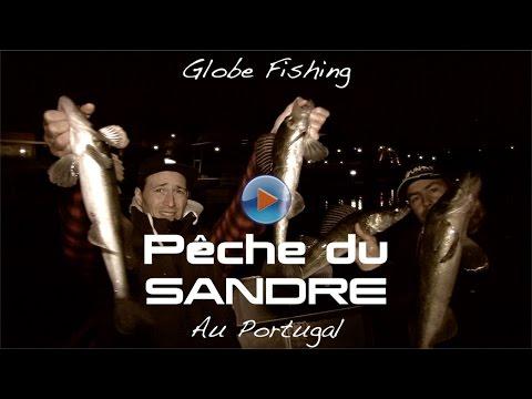 Pêche du sandre au Portugal - Globe Fishing  #1