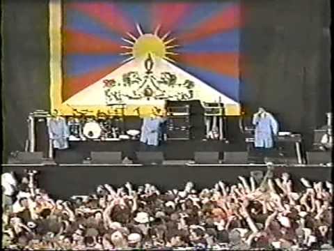 Beastie Boys Tibetan Feedom Concert 98 - # 2 Root Down