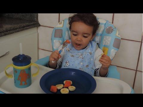 Curso Treinamento de Babá - Saúde, Alimentação e Higiene da Criança - Alimentação de 6 a 8 Meses