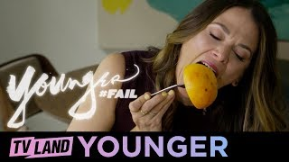 'The Debu-taunt' Younger Ep. 8 Bloopers (Compilation) | TV Land