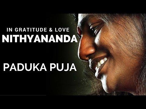 Paduka Puja - At The Divine Lotus Feet Of Paramahamsa Nithyananda