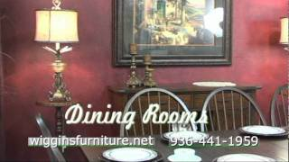 Wiggins Furniture 30 Second Commercial White
