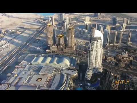 DUBAI CITY TOUR – FULL HD,  DUBAI – UAE- UNITED ARAB EMIRATES# MYFLY 2019