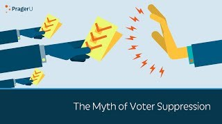 The Myth of Voter Suppression
