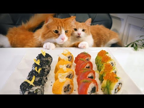 A Japanese Take On American Sushi Youtube