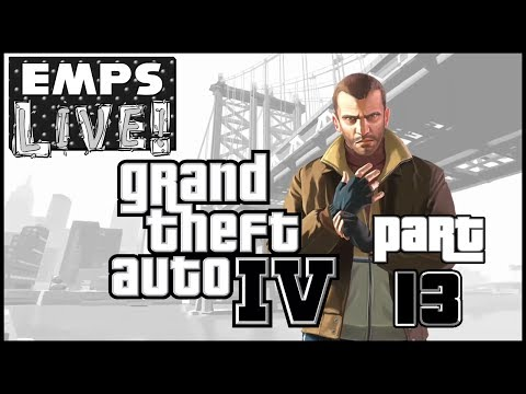 Grand Theft Auto IV - Part 13: Funeral for a friend