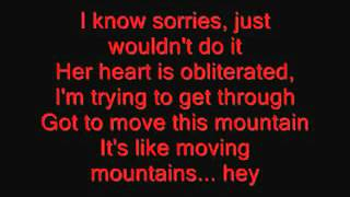 Usher - Moving Mountains with Lyrics