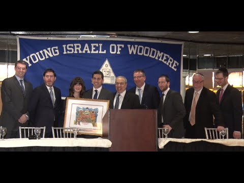 YOUNG ISRAEL OF WOODMERE - 5.22.2016 At SANDS