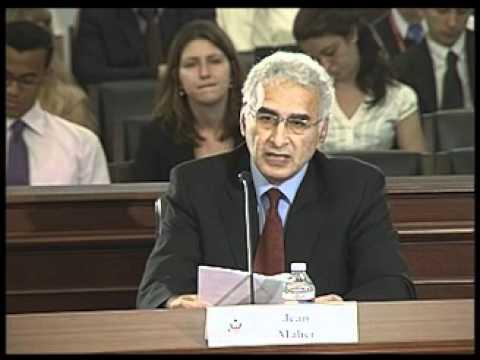 "U.S. Helsinki Commission Hearing: ""Minority at Risk: Coptic Christians in Egypt"" - July 22, 2011"