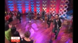 2013 08 16 - Backstreet Boys - The Talk Part 3: As Long As You Love Me