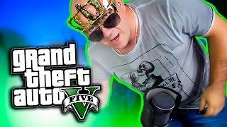 COVEK BRE NACISTO POLUDEO ! Grand Theft Auto V - Lude Trke  w/Cale