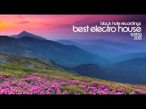 Black Hole Recordings Best Electro House Spring 2013