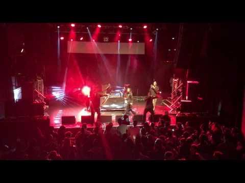 808INK at Burst KOKO 2nd December 2016