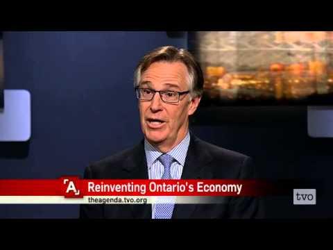 Reinventing Ontario's Economy