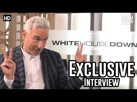 Director Roland Emmerich Interview - White House Down