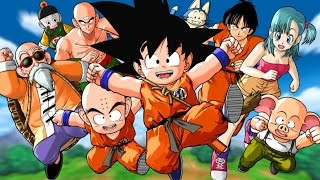 Dragon Ball Origins 2 Opening