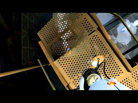 Прохождение Portal 2. Глава 7: Воссоединение