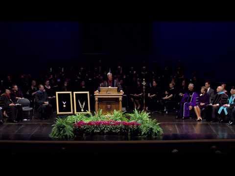 Gene Stallings Speech - Presidential Inauguration, October 2, 2009
