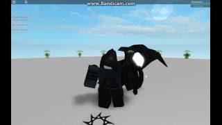 Roblox Script Showcase Episode 297/Dark Curved Pauldron Armure à capuchon