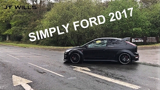 SIMPLY FORD 2017   RS / ST AND MUSTANGS DEPARTING!