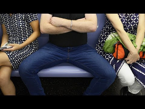 Thumbnail: Manspreading Is Now Illegal... People Have Been Arrested LMAO