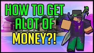 HOW TO GET ALOT OF MONEY IN | STEVE'S ONE PIECE | Roblox | Q&A