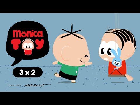 Mônica Toy | Balancinho (T03E02)