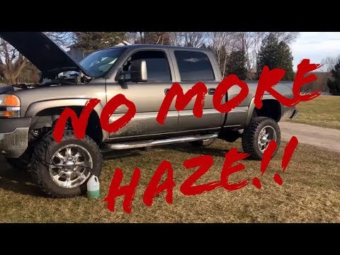 01 LB7 Duramax Injector Cleaning