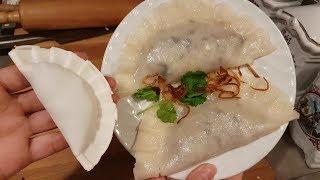 Bánh cuốn hấp - cách làm bánh cuốn hấp khuôn có 1 không 2 - món ăn ngon đường phố Việt Nam