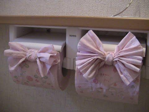 ハート 折り紙:トイレットペーパー 折り紙 折り方-atmatome.jp