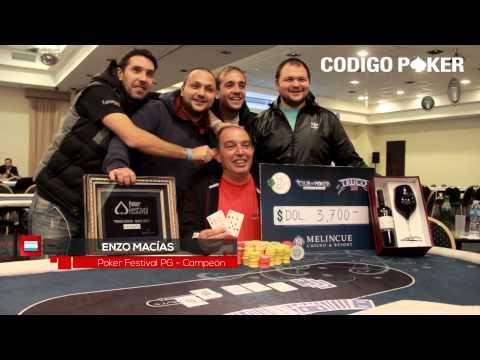 Poker Festival PG: Entrevista A Enzo Macías