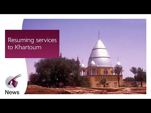 Resuming service to Khartoum, Sudan   Qatar Airways